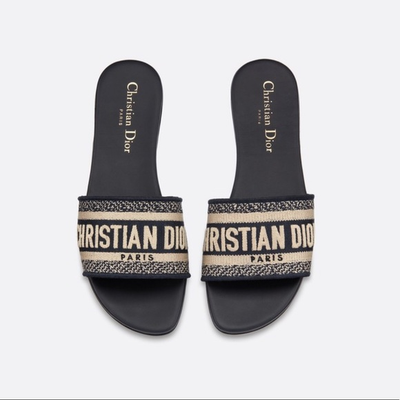 b39383554b29 Christian Dior Sandals   Authentic